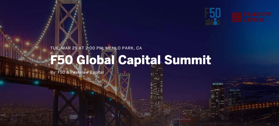 Global Capital Summit Banner