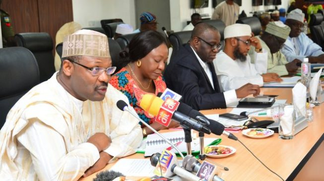 Image result for INEC insists APC won't field candidates in Zamfara