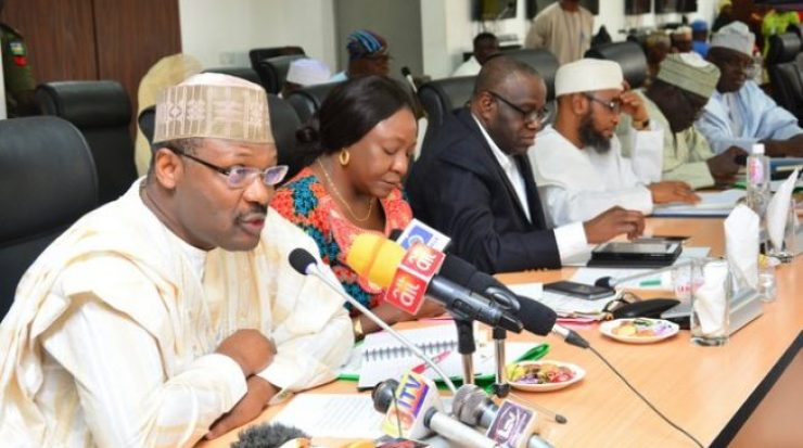 Image result for inec meeting