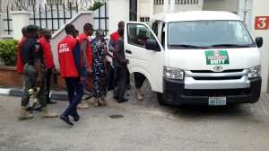 The IGP is withdrawing senior police officers from the EFCC