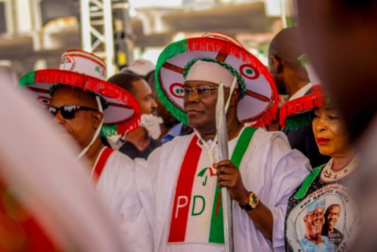 Image result for pdp  HUGE BLOW! BUHARI LAUNCHES COUNTER ATTACK AGAINST ATIKU, AS APC TOP CHIEFTAIN EXPOSES PDP HACKING TO INEC SERVERS atiku2 1024x683