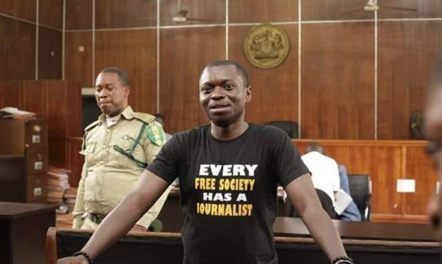 Judge recuses self from Agba Jalingo's case— after leaked audio