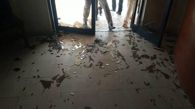 Gunmen attack Kogi medical centre, disrupt COVID-19 briefing