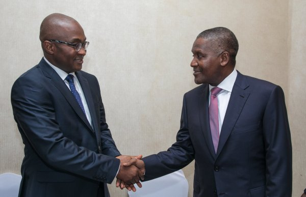 Naira devaluation will not affect Nigeria's food fortification targets - Dangote