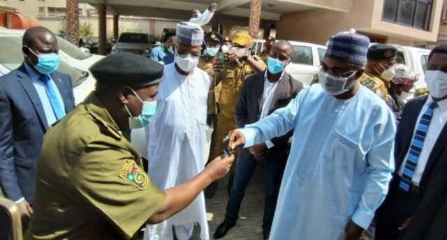 NDLEA commanders, proposes drug tests for varsity students