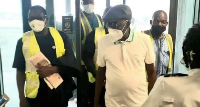 Asiwaju Tinubu returns to Nigeria after one-month absence   TheCable