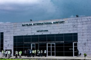 The NCAA approves Bayels Airport for commercial flights