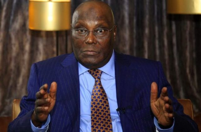 He abandoned party after 2019 loss' -- PDP group asks Atiku not to contest  presidency in 2023