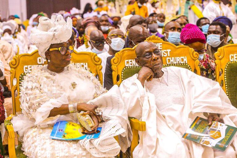 Esther Ajayi New church Lagos