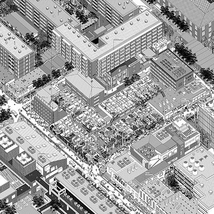 [Re]Coding The City in a Festival of Time - Cork Centre for Architectural Education