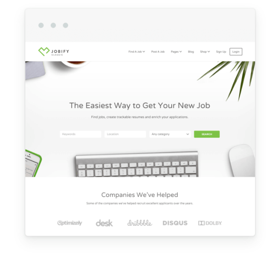 Jobify - Job Board WordPress Theme - 9
