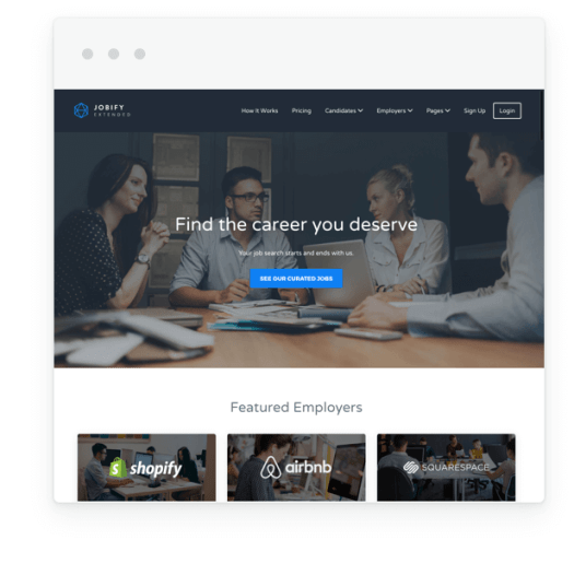 Jobify - Job Board WordPress Theme - 8