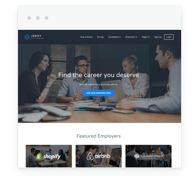 Jobify - Job Board WordPress Theme - 9