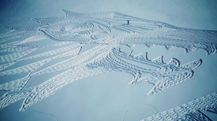 Game-of-Thrones-Snow-Art