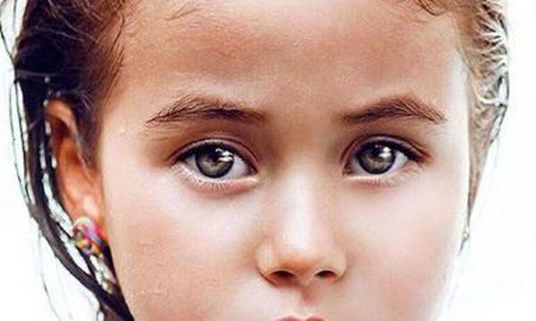 Милее быть не может! Эта маленькая девочка – дочь ...
