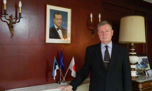 「His Excellency Mr. Jaak LENSMENT, Ambassador, Estonia」の画像検索結果