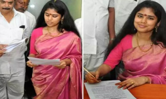 Image result for సంచైత గజపతిరాజు ?