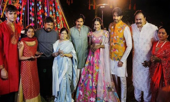 TeluguStop.com - What is the gift given by Pawan to Niharika's wedding- General-Telugu-Telugu Tollywood Photo Image