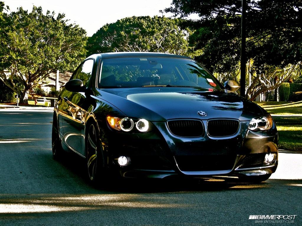 Quiksilver1029s 2007 BMW 328i E92 BIMMERPOST Garage