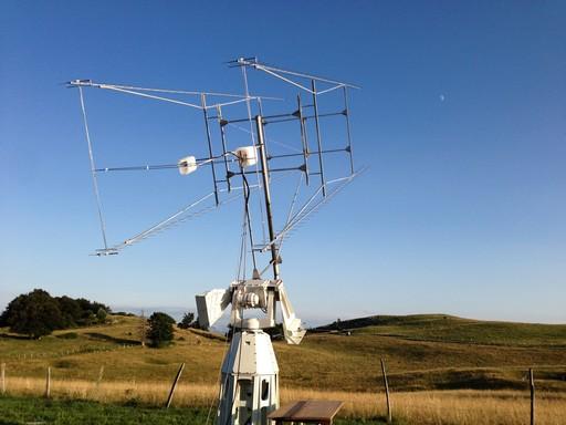 Eme Radioamateur Ch