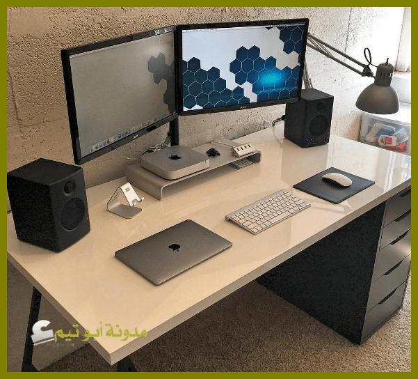 طاولات كمبيوتر - مدونة أبو تيم