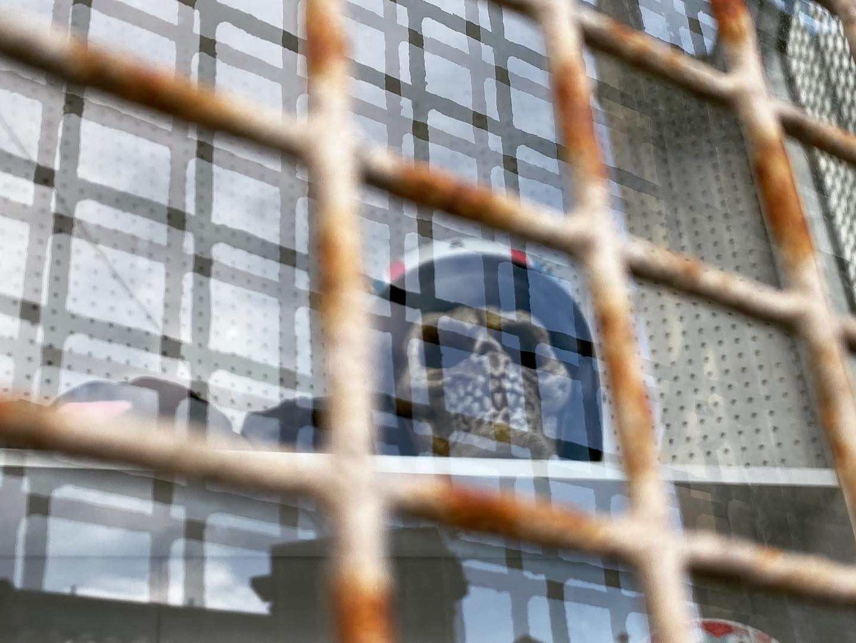Caged future