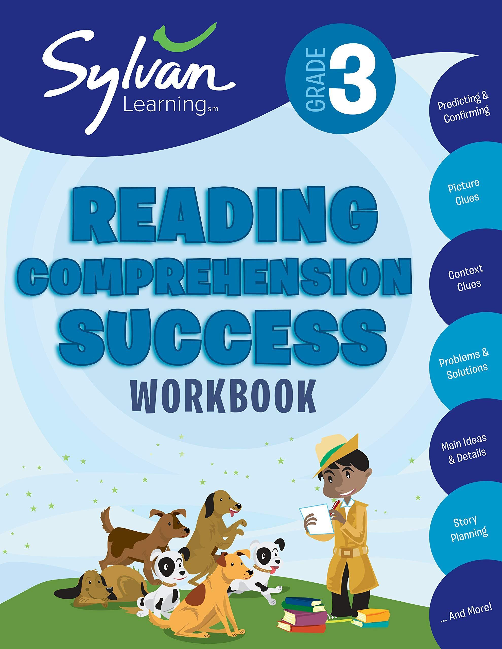 3rd Grade Reading Comprehension Success Workbook