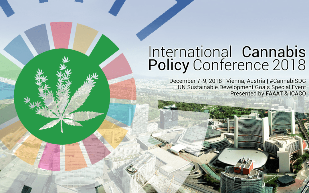 International Cannabis Policy Conference | Vienna 2018