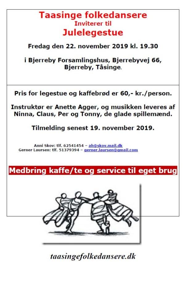 Julelegestue 2019 - Tåsinge
