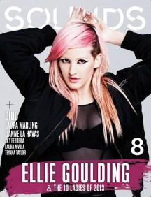 Sounds Magazine Cover 08