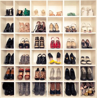 Image Source: Shoe Closets Rack Design