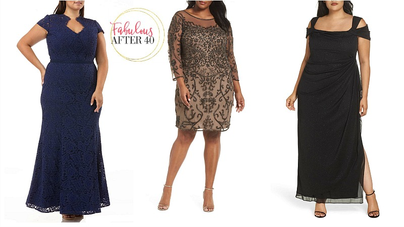 Slimming, Elegant And Flattering Plus Size Mother Of The