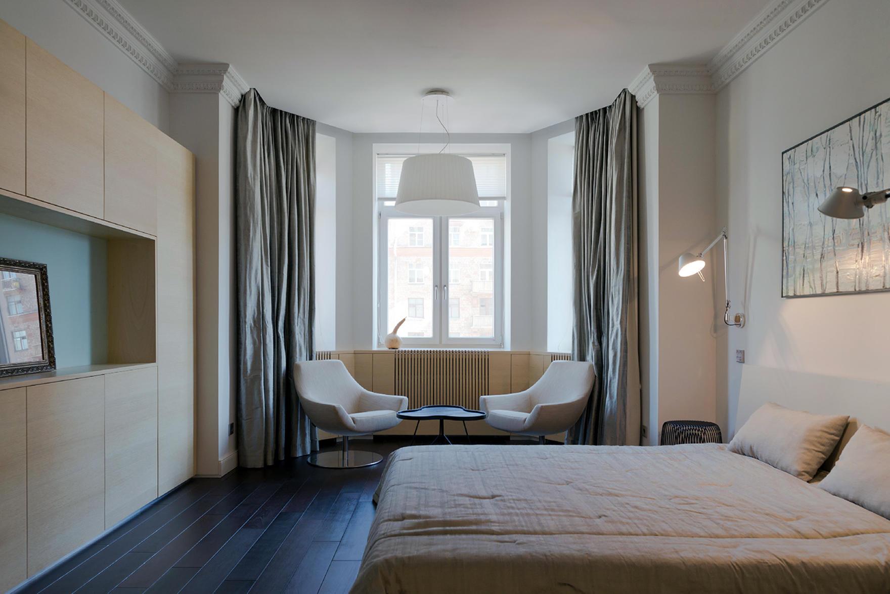Original Sovevaerelse Med Karuselvindue 3 Design Ideer