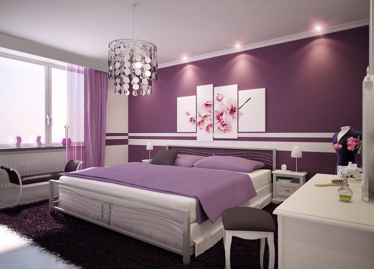 Hvilken Farve Af Vaegge I Sovevaerelset Er Den Mest Optimale