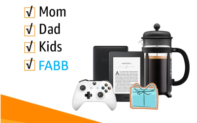 Support FABB on Black Friday at Amazon Smile