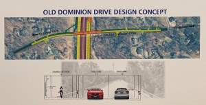 Old Dominion Drive 300x153 - I-495 EXPRESS LANES NORTHERN EXTENSION STUDY