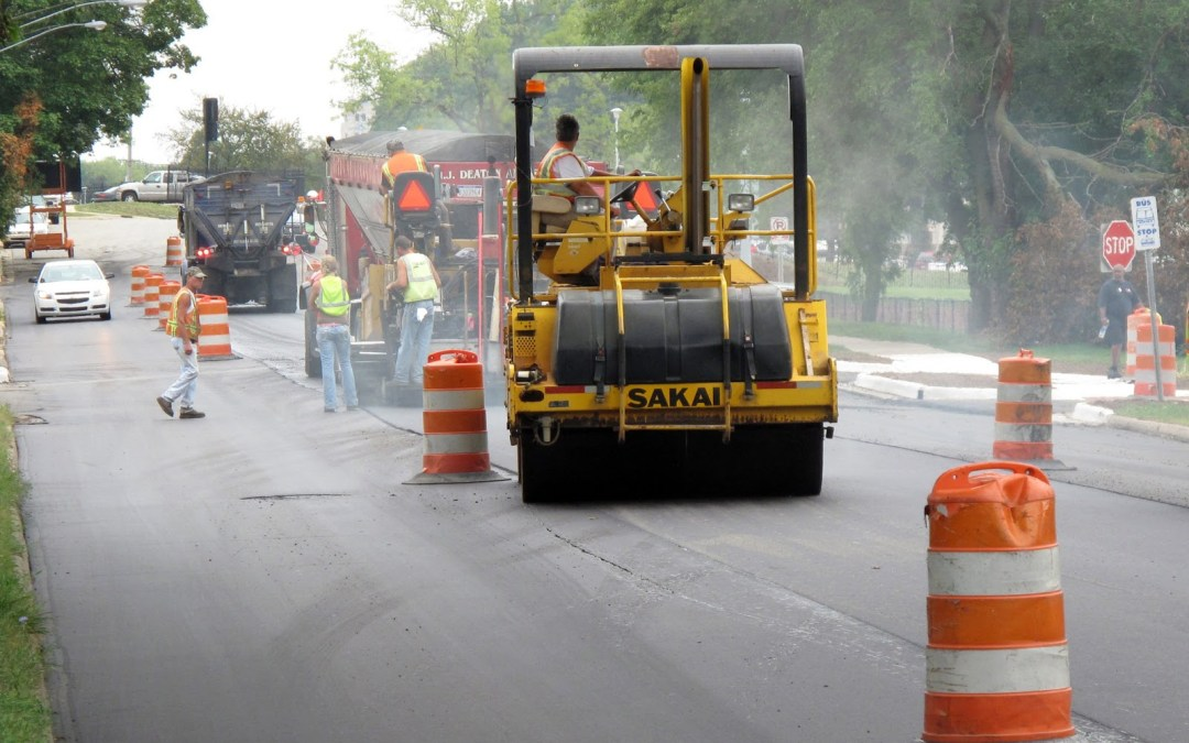 Update – 2019 Dranesville District Paving and Restriping Meeting