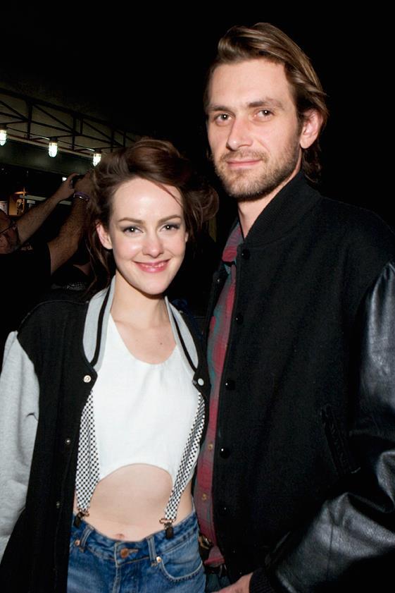 Galen Pehrson Hunger Games Jena Malone S Boyfriend