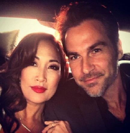 Robb Derringer DWTS Carrie Anne Inaba's Fiance (Bio, Wiki)