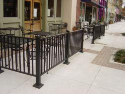 exterior hand rail 1