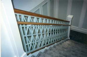 interior stair rail 1