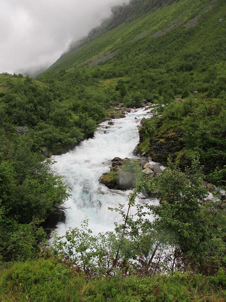 Norge i barslen
