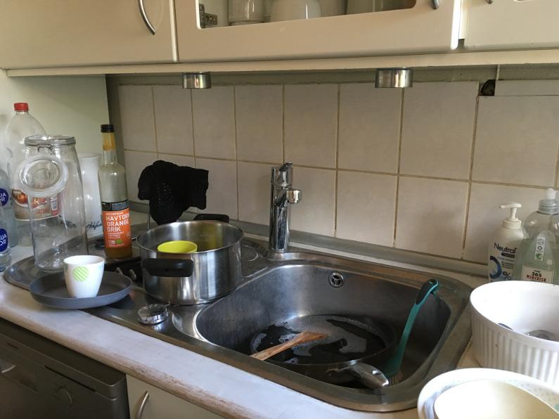 Barselsliv #3: Nej, du behøver ikke tage opvasken LIGE nu …