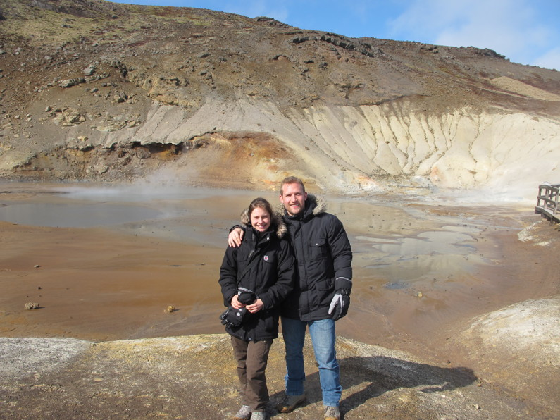 Krusuvik geotermiske område