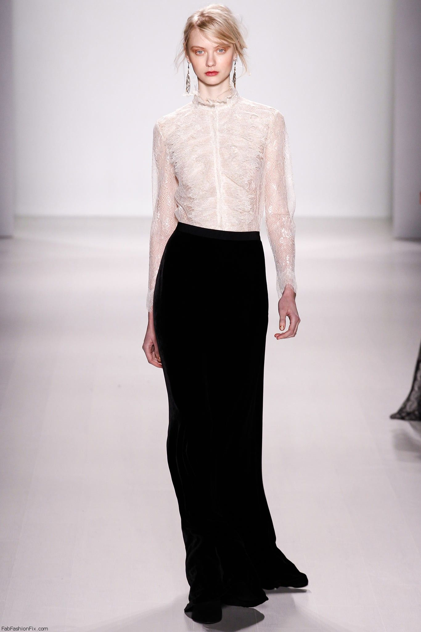 Tadashi Shoji Fallwinter 2014 Collection New York