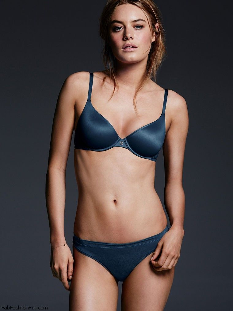 Camille Rowe Shows Her French Charm And Sensual Body For