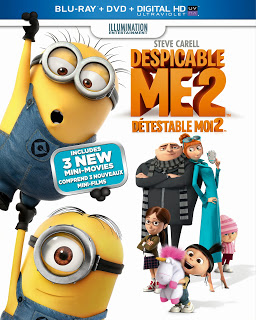 Despicable Me 2 is a Must-See Family Movie this Holiday! #DM2 #FFMGiftGuide {#Giveaway}