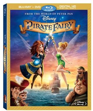 Disney's The Pirate Fairy – A Swashbuckling Good Movie! #Review