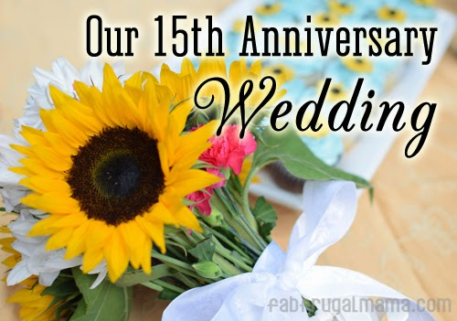 Our 15th Anniversary Wedding: #NikonMOMents Part 2