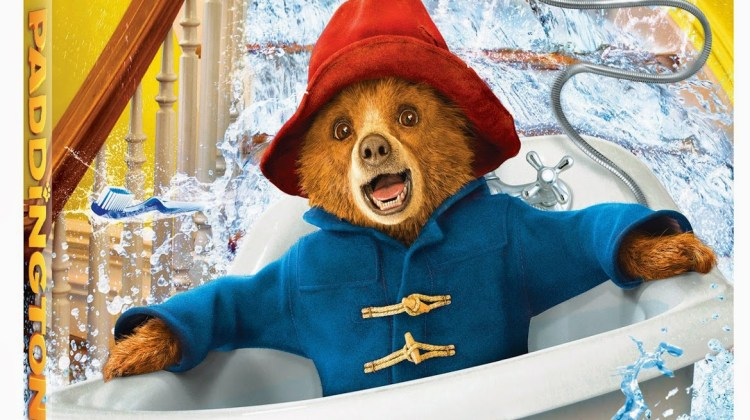 Paddington Blu-ray Combo #Giveaway {5 Copies Available To WIN!}